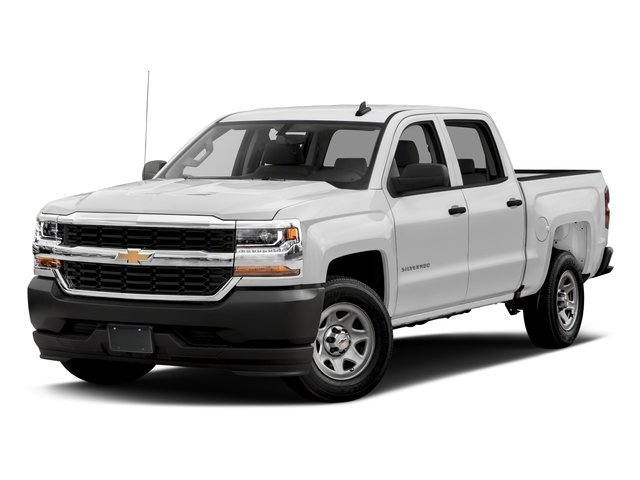 Pre-Owned 2017 Chevrolet Silverado 1500 Work Truck