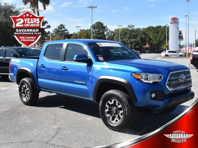 Certified Pre-Owned 2017 Toyota Tacoma TRD Off-Road