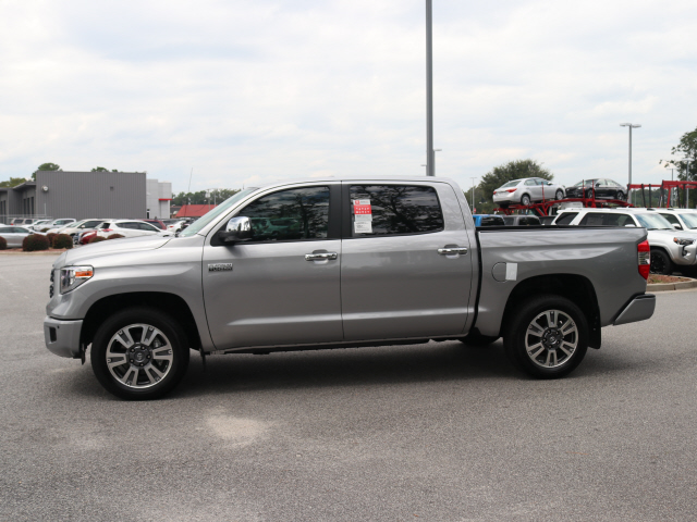 New 2018 Toyota Tundra Platinum 4d Crewmax In Savannah