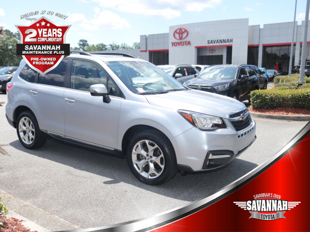 Pre-Owned 2018 Subaru Forester 2.5i Touring