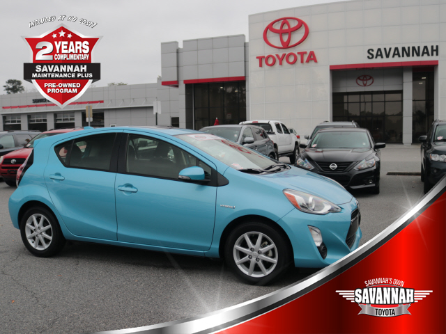 Certified Pre Owned 2017 Toyota Prius C Three