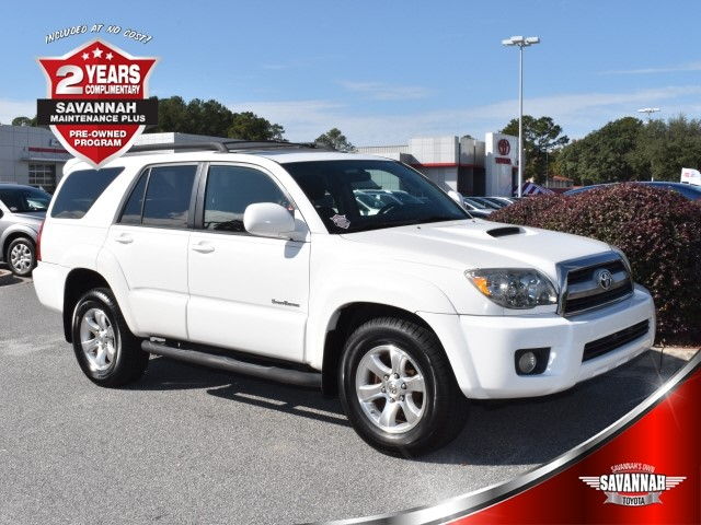 Pre-Owned 2008 Toyota 4Runner Sport Edition