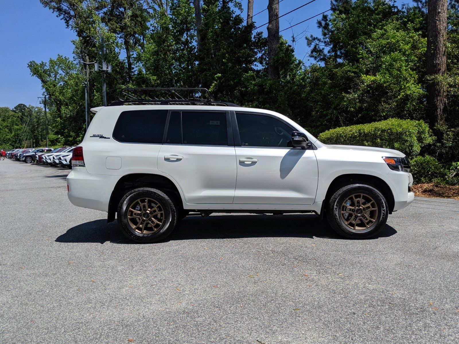 New 2020 Toyota Land Cruiser Heritage Edition Sport ...