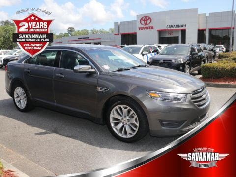 Pre-Owned 2018 Ford Taurus Limited