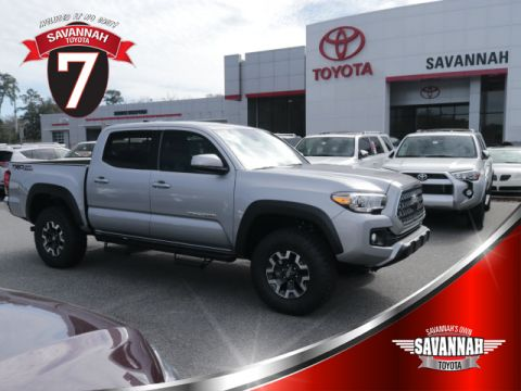 New Toyota Tacoma For Sale in Savannah, GA | Savannah Toyota
