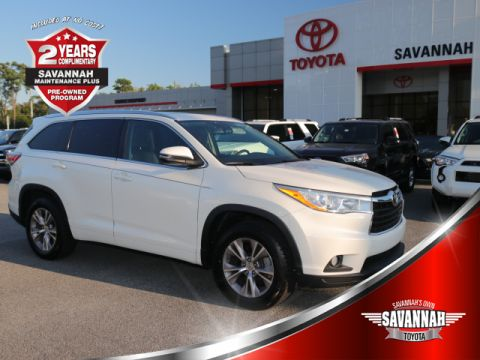 Certified Pre-Owned 2014 Toyota Highlander L