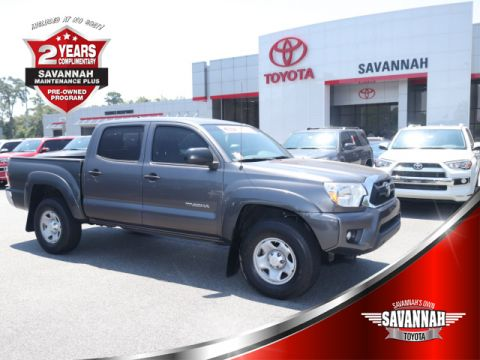 Certified Pre-Owned 2015 Toyota Tacoma PreRunner V6